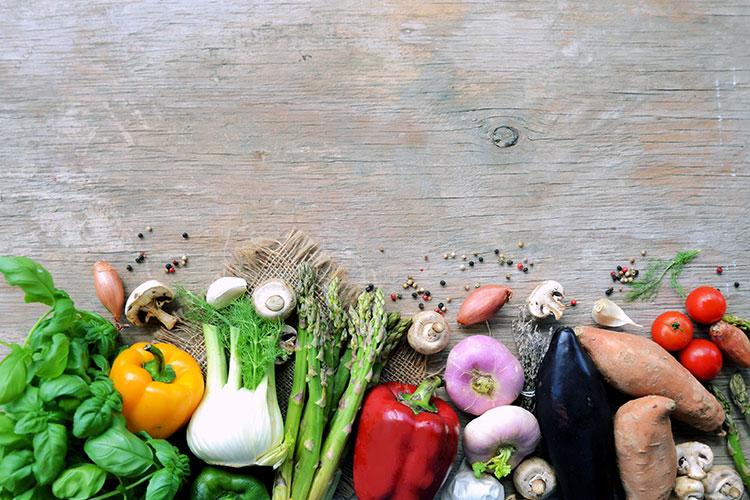 alimentos de temporada que proporcionan beneficios para la piel.